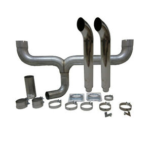 Grand Rock Stack Kit Dual 4 Inlet 6 Stack Curved Top
