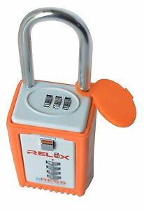 Relox Lock Box For Realtor Real Estate Lock Box