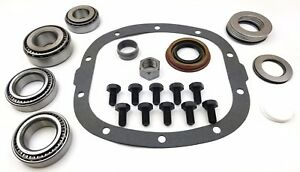 7 625 7 5 Gm 10 Bolt Ring And Pinion Installation Bearing Master Kit 99 Up