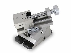 Angle Plate Milling Vise Universal With 360 Degree Swivel Gtv 2000