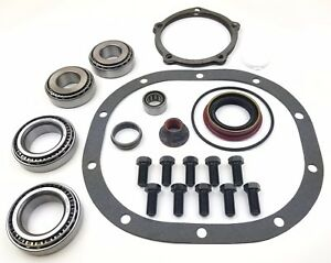 8 Ford Ring And Pinion Master Bearing Installation Kit