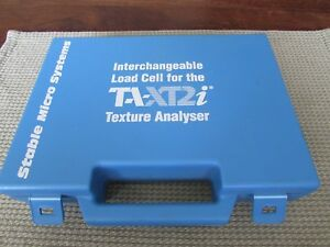 Stable Micro Systems 50kg Interchangable Load Cell ta xt2i Texture analyzer