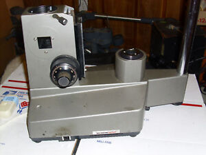 Olympus Im Inverted Microscope Base Only Focus Assy Good Working Condition