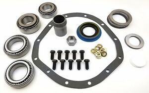 Gm Chevy 12 Bolt 8 875 Master Bearing Ring And Pinion Installation Kit Truck