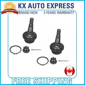 2x Front Lower Ball Joint For Gmc Sierra 1500 Awd 4wd 1999 2000 2001 2002 2003