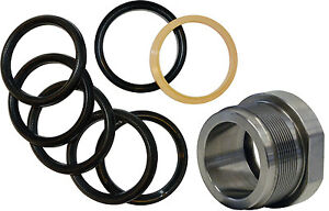 Seal Kit Packing Nut Set 2 Fits Western Unimount Angle Lift Cylinder