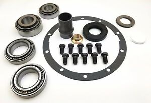 8 Toyota 79 96 Master Bearing Ring And Pinion Installation Kit
