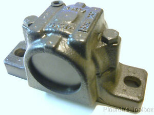 New Skf Split Plummer Pillow Block Bearing Housing Snl 207