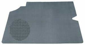 68 Gto Lemans Gray Houndstooth Spare Tire Luggage Compartment Trunk Mat 1pc
