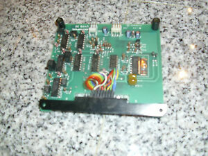 Olympus Microscope Nose piece Circuit Board For Vanox free Us Shipping