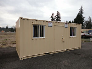20 Office Shipping Container Cargo Container Storage Container In Chehalis Wa