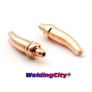 Weldingcity Acetylene Cutting Gouging Tip 1 118 6 Victor Torch Us Seller Fast