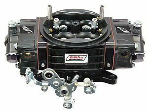 Quick Fuel 850 Cfm Carburetor Carb Black Diamond Mechanical Bdq 850 Custom Built