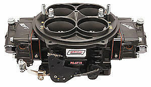 Quick Fuel Carburetor Bfx 4710 1050 Dominator Black Diamond 3circuit 4500 Custom