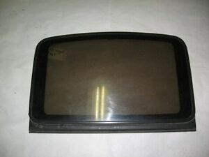 92 94 Acura Vigor Oem Top Sunroof Sun Roof Top Window Glass