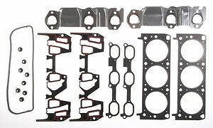 Victor 95 3555vr Engine Kit Gasket Set Gm 3 4l V6 Chevrolet