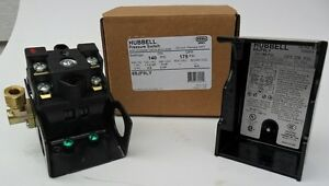 Brand New Furnas Hubbell Pressure Switch For Air Compressor 69jf9ly 140 175