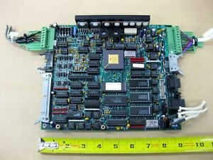 Svg Silicon Valley Group 90s Asml Wafer Shuttle Interface Board 99 80269 Rev C