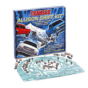 Allison 1000 2000 2400 5 Speed Transmission Rebuild Shift Kit 2001 2004