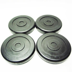 Round Rubber Arm Pads For Bendpak Lift Danmar Lift Set Of 4 Hd Slip On 5715017