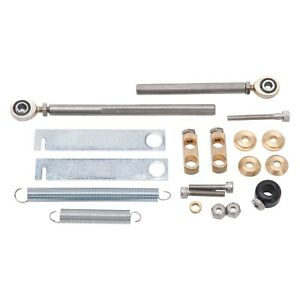 Edelbrock 7094 Progressive Throttle Linkage Kit For Edelbrock Dual Quad Carbs