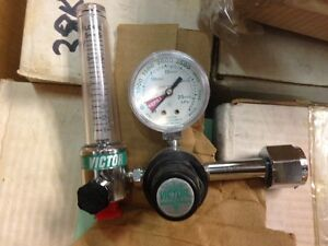 Victor Vmf 15ln Regulator Flowmeter 0781 3046
