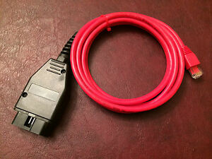 Efilive Efi Live Replacement Cable Obd2 Obdii Obd Ii To Rj45 Ethernet