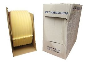 Soft Edge Foam Masking Tape 13 Mm X 54 Yards Aperture Tape Door Jamb Tape