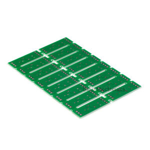 Pcb Prototype Manufacture Service 2 layer 29 44 Inches2 25pcs Express Shipping