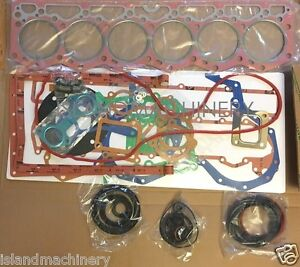 Komatsu Pc200 3 Pc200lc 3 Engine Gasket Kit 6d105 Engine