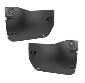 Half Door Front Pair For Jeep Wrangler Jk 2007 2018 11509 01 Rugged Ridge