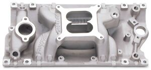 Edelbrock 7516 Performer Rpm Air Gap Intake Manifold Vortec Small Block Chevy