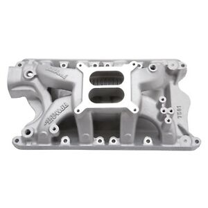 Edelbrock 7581 Performer Rpm Air Gap Intake Manifold Ford 351w Windsor Non Egr