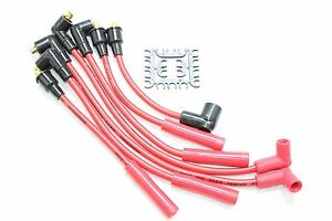 Maxx 537r 8 5mm Performance Spark Plug Wires 75 90 Amc Jeep 3 8l 232 4 2l 258 L6