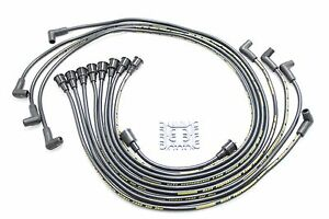Maxx 502k 8 5mm Spark Plug Wires 55 74 Small Block Chevy 283 307 327 350 400 Sbc