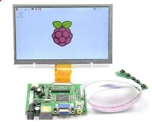 9 9 Inch Tft Lcd Display Module Hdmi vga 2av Driver Board For Raspberry Pi