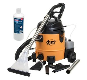 Djm Home Carpet Upholstery Washer Cleaner Vacuum Valeting Machine