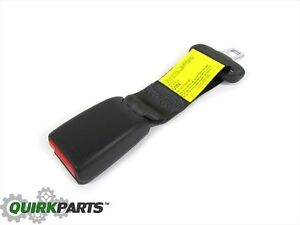 Jeep Dodge Seat Belt Extender Mopar Genuine Oem New Wrangler Dakota Durango