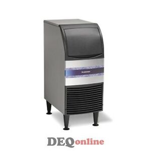 Scotsman Cu0415ma 1 Undercounter Ice Maker W Bin up To 50 Lbs A Day