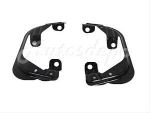 For 2009 2012 Dodge Ram 1500 10 17 2500 3500 Front Bumper Fog Light Bracket Set