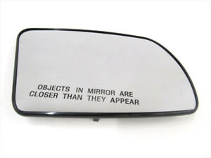 2010 2012 Nissan Altima Right Passenger Side Exterior View Mirror Glass Oem New