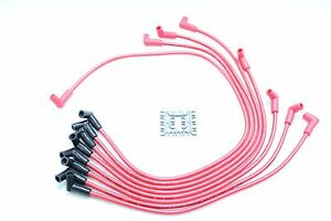 Maxx 508r 8 5mm Spark Plug Wires Small Block Chevy 283 307 327 350 400 Hei Sbc