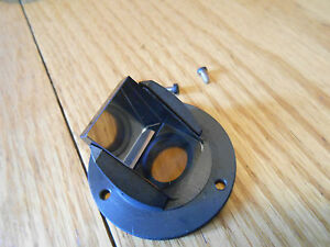 Nikon Microscope M ms Head Bottom Prism Mirror Assy free Us Shipping