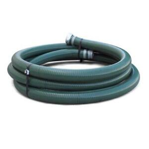 Duromax 2 X 20 Ft Suction Removal Hose For Water Pump Hp0220s