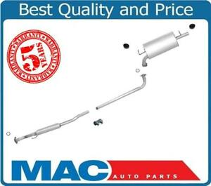 100 New Muffler Exhaust Pipe System Made In Usa For Toyota Camry 2 2l 1997 2001