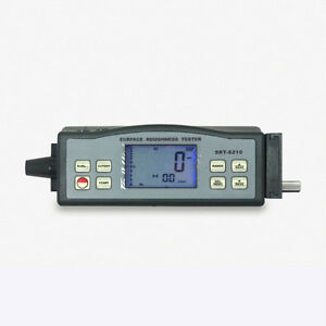 Srt6210 Srt 6210 Portable Surface Roughness Tester Meter Ra Rz Rq Rt