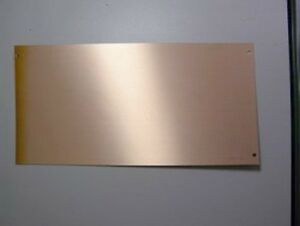 5 6 X 12 Single Sided Copper Clad Circuit Boards