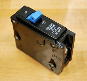 Bryant Br115 1pole 15amp Circuit Breakers Used