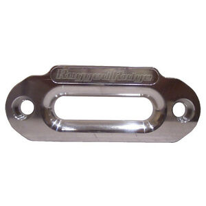 Atv Billet Aluminum Hawse Fairlead Winch