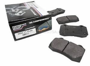 Performance Friction 0592 11 15 44 Ferrari 360 F430 Front Brake Pads